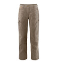 Vaude Women's Yelraf ZO Pants II muddy